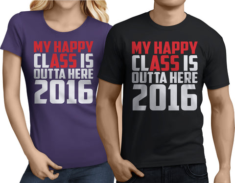 My Happy (Cl)ASS is Outta Here - My Class Shop
