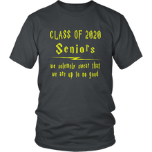 Load image into Gallery viewer, We Solemnly Swear - Class Of 2020 T-shirt