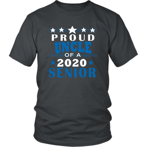 Proud Uncle Of A 2020 Senior