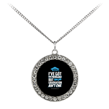 Load image into Gallery viewer, I've Got 99 Problems - Graduation Necklaces for Her