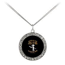Load image into Gallery viewer, Graduation Pendant Necklace