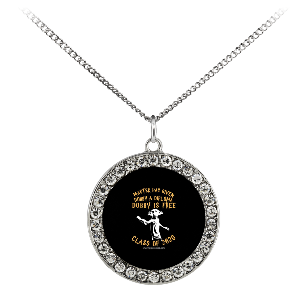 Graduation Pendant Necklace