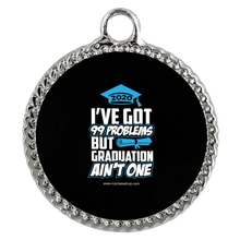 Load image into Gallery viewer, I've Got 99 Problems - Graduation Necklace 2020