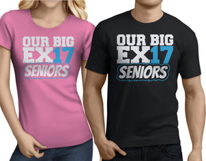 Our Big EX17 - 2017 Seniors - My Class Shop