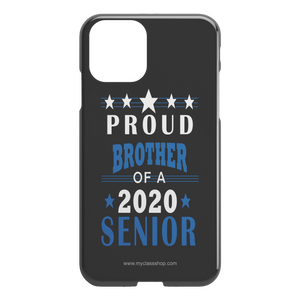 Proud Brother of 2020 Senior - Black Edition