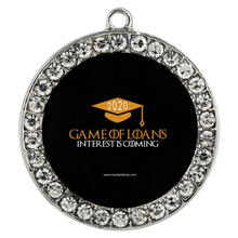 Load image into Gallery viewer, Game of Loans - Graduation Pendant Necklaces 2020