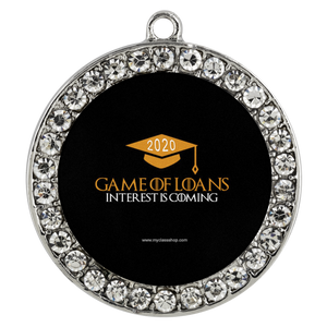 Game of Loans - Graduation Pendant Necklaces 2020
