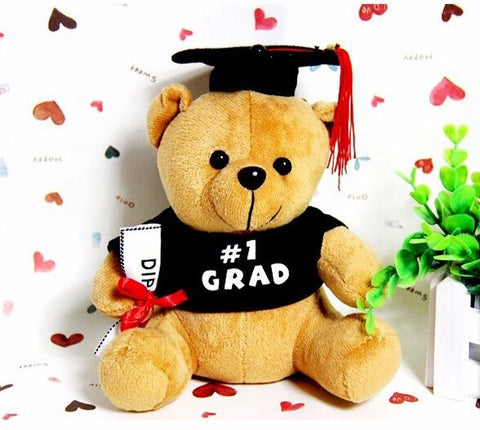 Graduation Gift Plush Bear - My Class Shop