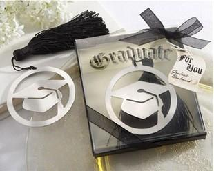 """The Next Chapter"" Graduation Bookmark with Elegant Black Tassel Graduation gift boxes - My Class Shop"