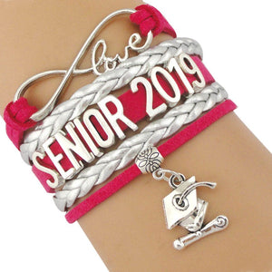 Graduation bracelets for her - Senior 2019