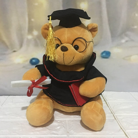 Graduation Bears - Dr. Bear Learn