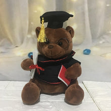 Load image into Gallery viewer, Graduation Bears - Dr. Bear Learn