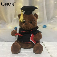 Load image into Gallery viewer, Graduation Bear - Dr.Bear 35cm