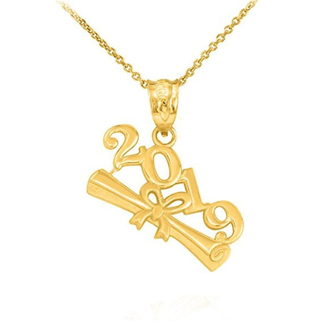 Class of 2019 Necklace