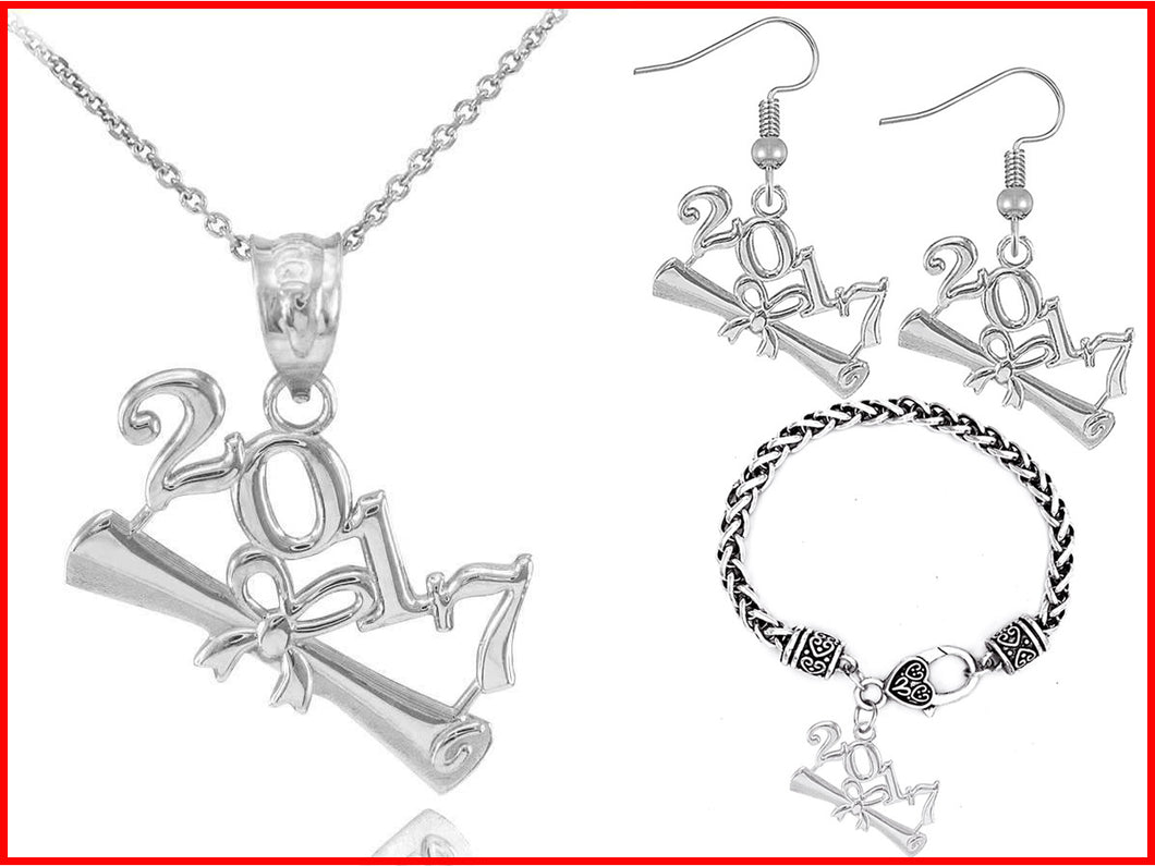 2017 Graduation Jewelry Set - My Class Shop