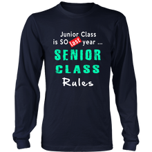 Load image into Gallery viewer, Senior Class- Senior class of 2018 shirts