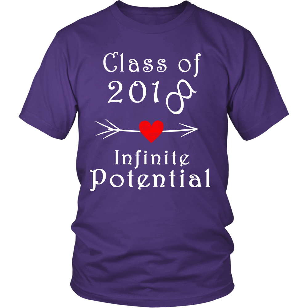 Infinite- Class of 2018 shirt designs