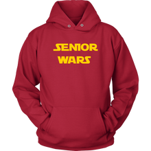 Load image into Gallery viewer, Class Of 2021 Hoodie - Senior Wars