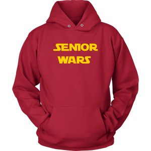 Class Of 2021 Hoodie - Senior Wars