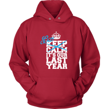 Load image into Gallery viewer, Go Crazy - Senior Hoodie Designs 2019 - Red