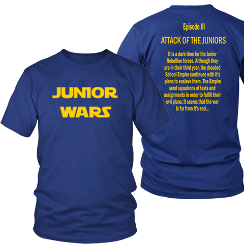 Junior Wars - Class of 2020 Shirts