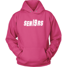 Load image into Gallery viewer, Mighty and Mean - Class Of 19 Hoodies - Pink