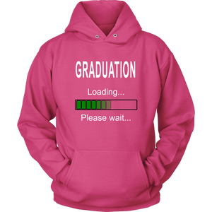 Graduation Loading - Seniors 2019 Hoodies