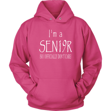 Load image into Gallery viewer, I'm A Sen19r - Senior 2019 Hoodies