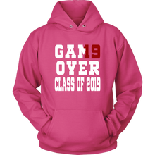 Load image into Gallery viewer, Game Over - Graduation Hoodies - Pink