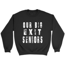 Load image into Gallery viewer, Our Big Exit - Senior 2020 Hoodie
