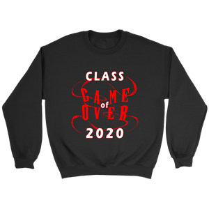Game Over - Senior Hoodie 2020