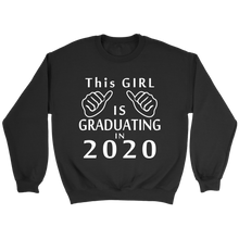 Load image into Gallery viewer, This Girl Is Graduating In 2020 - Grad 2020 Hoodies