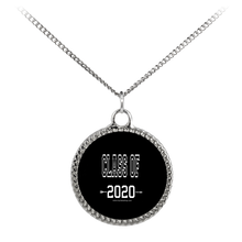 Load image into Gallery viewer, Pesonalized Graduation Necklace 2020
