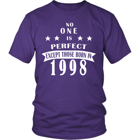 No One Is Perfect-1998 - My Class Shop