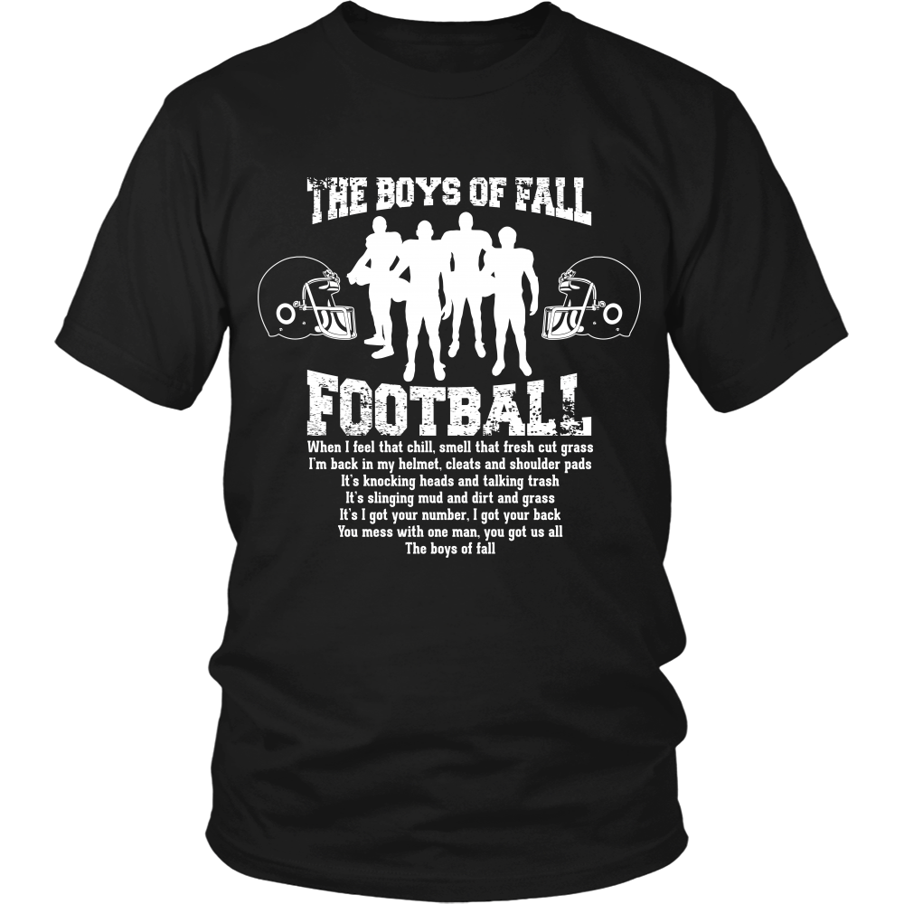 The Boys of Fall - My Class Shop