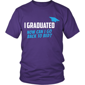 I Graduated! Now Can I Go Back To Bed? - My Class Shop