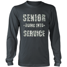 Load image into Gallery viewer, Senior Going Into Service-  Graduation 2017 - My Class Shop