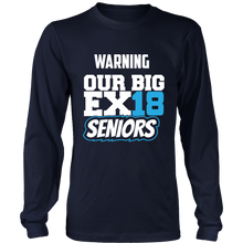 Load image into Gallery viewer, Big Exit - Class of 2018 shirts slogans - My Class Shop