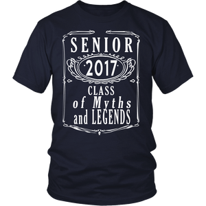 Senior 2017-Myths and Legends - My Class Shop