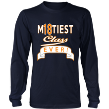 Load image into Gallery viewer, M18TIEST CLASS EVER - Class of 2018 long sleeve shirts - My Class Shop