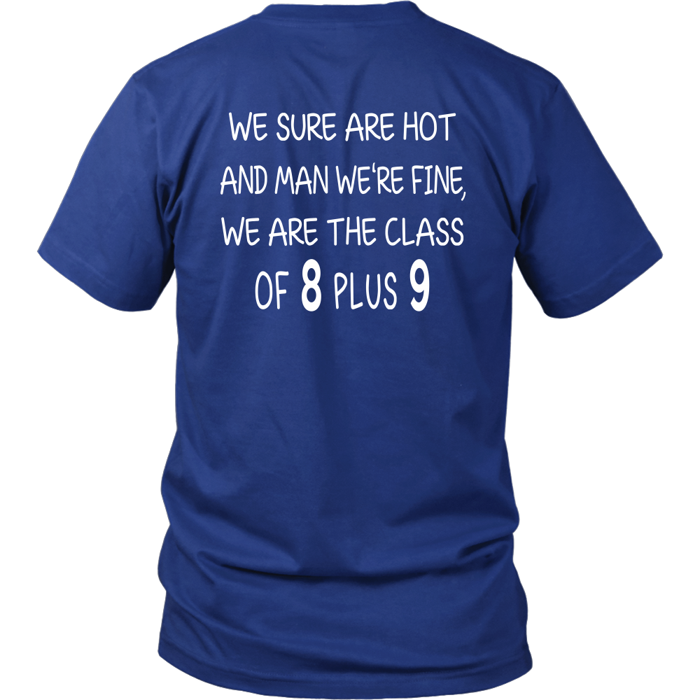 We Are Hot-Class of 2017 - My Class Shop