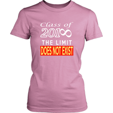 Load image into Gallery viewer, The Limit Does Not Exist-Class of 2018 - My Class Shop