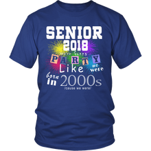 Load image into Gallery viewer, Senior 2018 Party - Class of 2018 slogans - My Class Shop