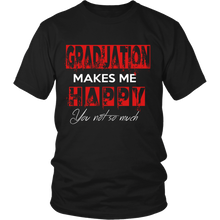 Load image into Gallery viewer, Graduation Makes Me Happy - My Class Shop