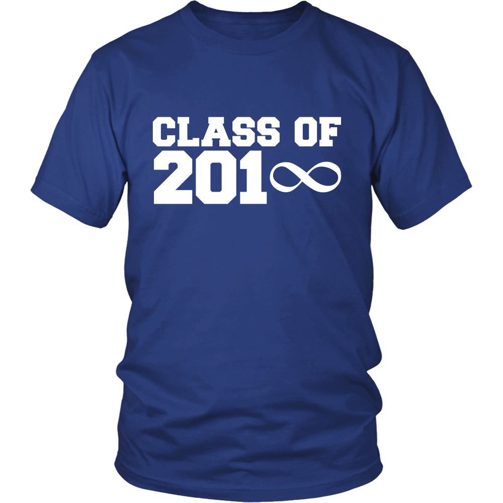 Infinity-Seniors shirt - My Class Shop