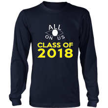 Load image into Gallery viewer, All Eyes On Us - 2018 class shirts - My Class Shop