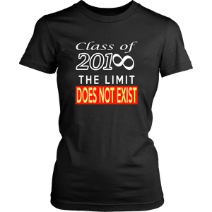 The Limit Does Not Exist-Class of 2018 - My Class Shop