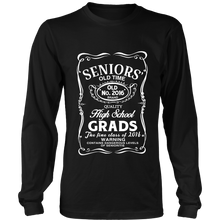 Load image into Gallery viewer, Senior's Old Time - Fine Class Of 2016 - My Class Shop