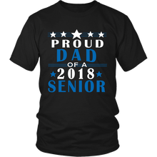 Load image into Gallery viewer, Graduation Shirts For Parents - Black Color