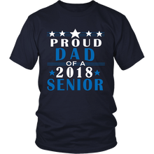 Load image into Gallery viewer, Graduation Shirts For Parents - Navi